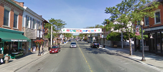 Downtown Dundas Ontario